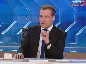 """Закадровые слова Медведева про """"козлов"""" из СК вызвали скандал"""