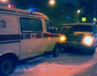 """В Москве водитель инормарки обстрелял """"скорую помощь"""" за то, что она не уступила дорогу"""