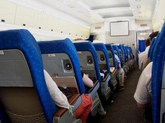 """Во """"Внуково"""" туристы подрались на борту самолёта перед вылетом в Хургаду"""