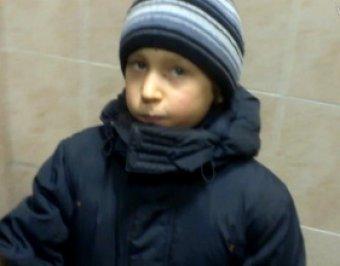 9-летний Игнат, потерявшийся и обнаруженный бдительным прохожим в Москве, был избит