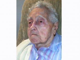 Самая старая жительница Земли умерла, пробыв рекордсменкой всего 2 недели