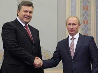СМИ: Янукович не торопится с визитом в Кремль