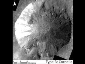 На астероиде Веста обнаружили загадочные овраги