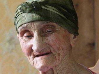 Старейшая из всех живых женщина умерла в Грузии в возрасте 132 лет