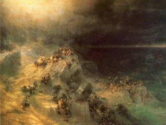 "Археолог, обнаруживший ""Титаник"": Библейский потоп был на самом деле"