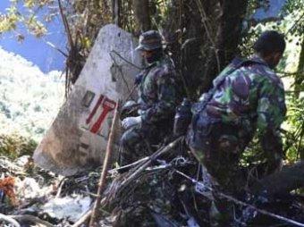 Индонезия назвала виновников авиакатастрофы лайнера Superjet-100