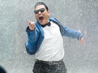 Корейский рэпер Psy заработал миллионы на Gangnam Style