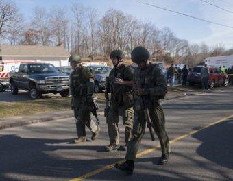 Бойня в американской школе: 26 погибших, в том числе 20 детей