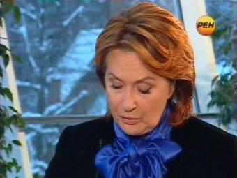 """Экс-министр Скрынник не сдержала слез во время интервью: """"Куда мне бежать?!"""""""