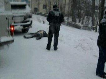 Под Костромой бизнесмен убил жену и расстрелял прохожих