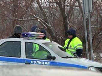 В Калуге СОБР и ОМОН освободил двух заложниц
