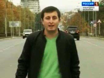 В Нальчике застрелен известный журналист ВГТРК Казбек Геккиев