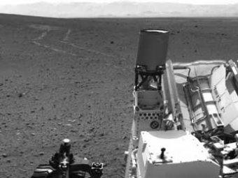 Curiosity взвесил марсианскую воду и нашел органику неизвестного происхождения