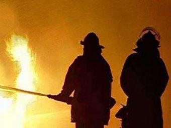 В Тульской области при пожаре погибла мать и трёхлетний ребёнок