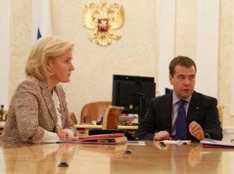 """Медведев: Голодец направила письмо Путину с критикой """"закона Димы Яковлева"""" по моей просьбе"""