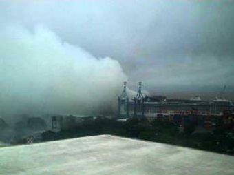 Столицу Аргентины накрыло облако токсичного газа