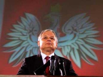 С телефона погибшего президента Качиньского звонили после его смерти