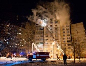 Взрыв в харьковской многоэтажке: мать выбросилась из окна с двумя детьми