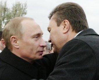Украинские СМИ: Путин предупредил Януковича о возможности ареста