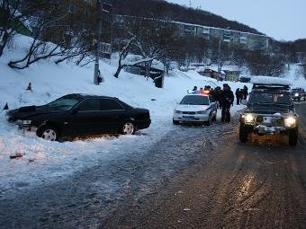 На Камчатке лихач, сбивший 11 человек, избежал ареста