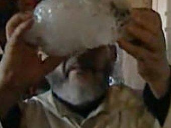 25-килограммовый метеорит едва не убил жителя Марокко