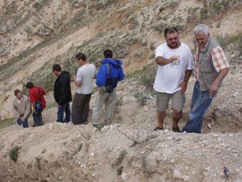 """На территории Дагестана найдены следы """"россиян"""", живших там два миллиона лет назад"""