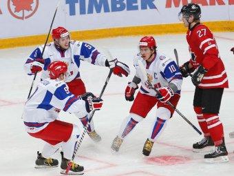 Российская хоккейная молодежка завоевала бронзовые медали ЧМ