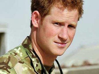 Британский принц Гарри рассказал, как стрелял по талибам