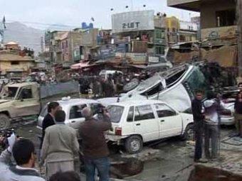 Число жертв двойного теракта у клуба в Пакистане достигло 116 человек