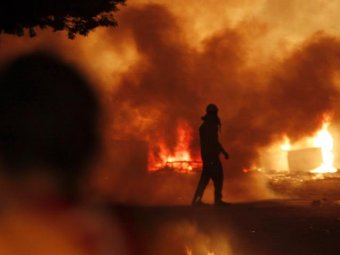 Массовые беспорядки в Египте: танки на улицах Суэца, есть погибшие, сотни раненых