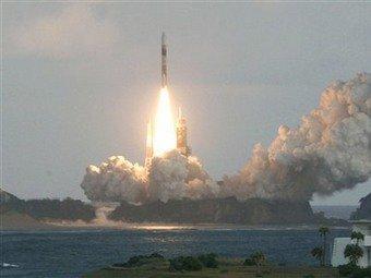 В Японии запустили ракету с двумя спутниками для наблюдения за Землей