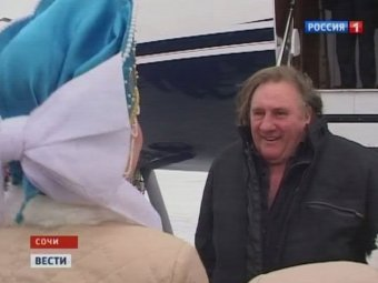 """""""Яблоко"""": Депардье подарили дом за счет десятков обворованных мордовских семей"""