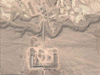 В пустыне Китая обнаружены загадочные космические объекты