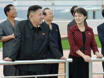 Первая леди КНДР родила ребенка в канун Нового года