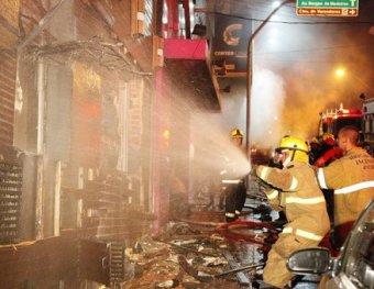 При пожаре в бразильском ночном клубе погибли 245 человек