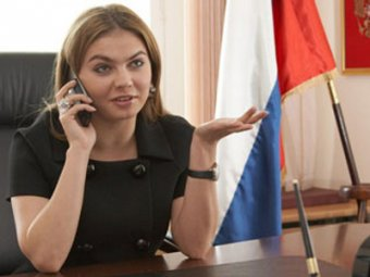 """Кабаева ответила на слухи о своём """"втором ребёнке от Путина"""""""