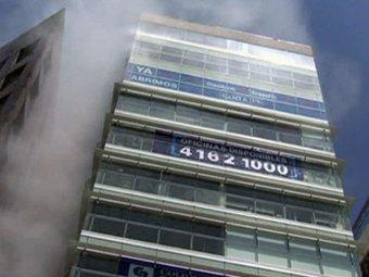 Взрыв в небоскребе в Мехико: 25 погибших