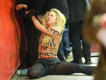 В Берлине открылся киновестиваль: отличились FEMENистки