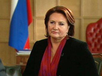 Экс-министр сельского хозяйства Елена Скрынник пришла на допрос