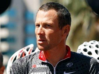 Правительство США требует от велогонщика Армстронга  млн