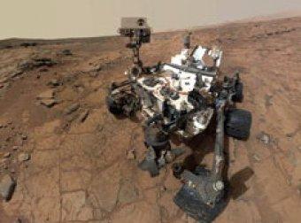 Curiosity впервые в истории пробурил скважину на Марсе