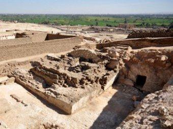 В Египте обнаружили ещё одну пирамиду