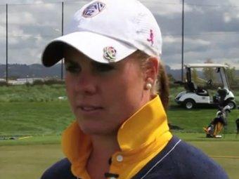 Шведская гольфистка продолжила матч, несмотря на смертельно опасный укус паука