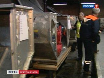 """В """"Шереметьево"""" задержали грузчиков """"Аэрофлота"""", выскрывавших багаж пассажиров"""