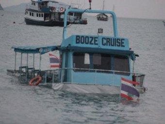 В Тайланде затонул прогулочный катер с российскими туристами