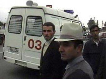 В Ингушетии пьяный Евлоев въехал в комнату с четырьмя детьми: есть жертвы