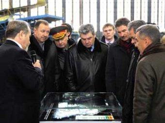 В Татарстане случайно обнародовали облик секретного российского беспилотника