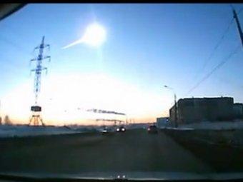 Взрыв челябинского метеорита вызвал землетрясения по всему миру