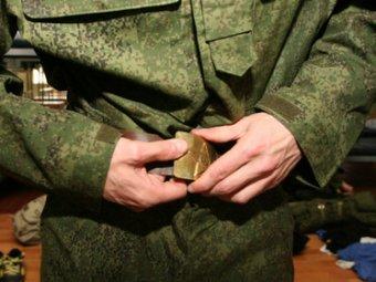 В Москве повесился солдат-срочник из Дагестана