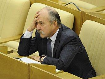 Депутата-единоросса Пехтина лишили депутатского мандата